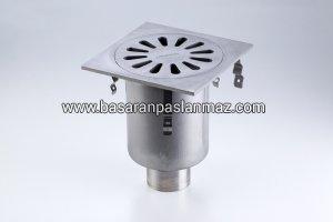 Paslanmaz Çelik Endüstriyel Jumbo Süzgeç - Model JKAK