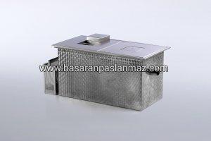 Paslanmaz Çelik Yağ Ayırıcı Kompakt Seri